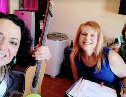 Beautiful Music with Beautiful Women in Mexico