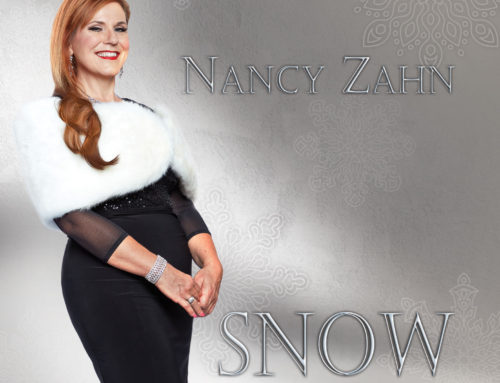 "I'm so excited for you to hear my winter jazz album ""Snow"""